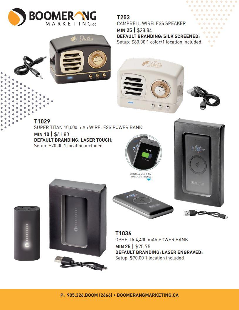 Boomerang Electronics