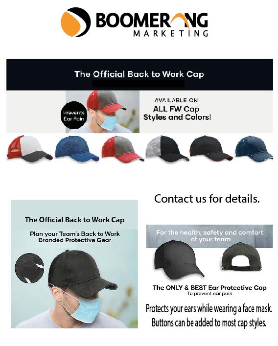 Protective Ear Cap